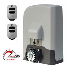 Комплект привода для откатных ворот LIVI 3/24E/F